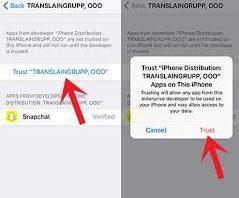 Download Snapchat++ on iOS Without Jailbreak (Panda Helper