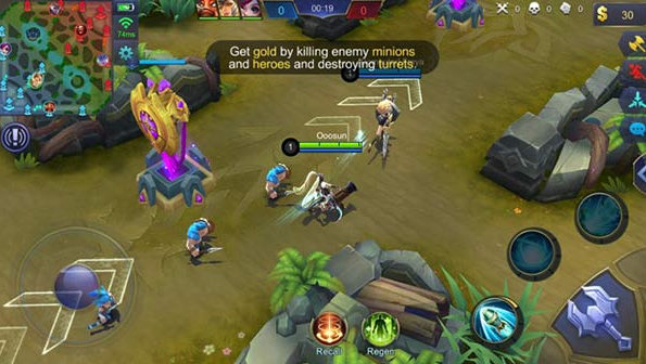 Mobile Legends Hack Installed on iOS