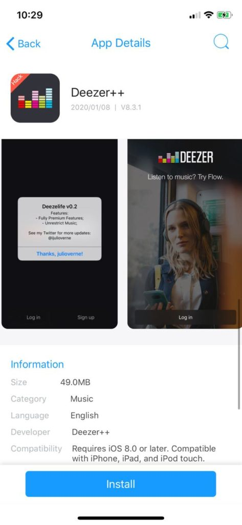 deezer++ download